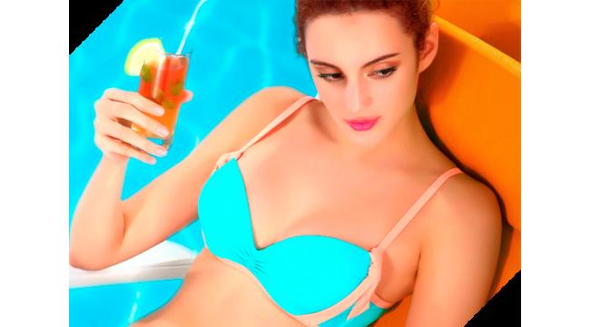 Новая коллекция купальников и пляжной одежды 2019