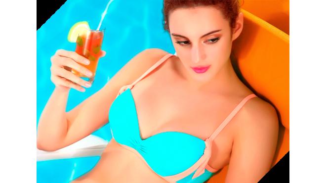 Новая коллекция купальников и пляжной одежды 2020